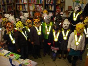 Visita Asilo Scuola Svizzera 2014